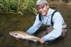 Nothing like your Deschutes Steelhead