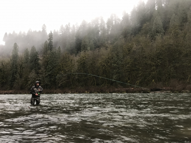 All Waters Angling | Spey Casting & Steelhead Fly Fishing, OR