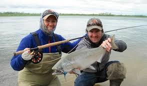 caleb lockyer oregon fly fishing guide