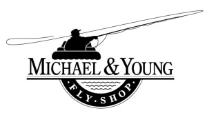 This weekend is going to be a blast! thanks to Michael and Young Fly Shop.