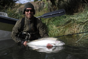 Another big wild Fish from one of the recent AWA camp trips.