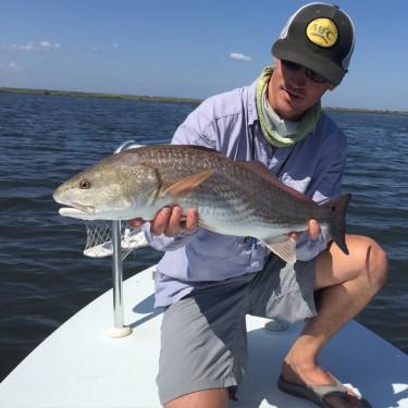 Texas RedfishTrip