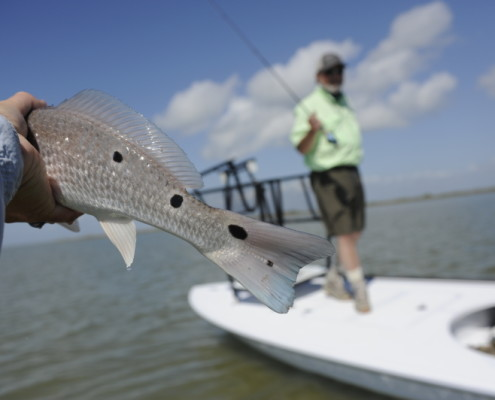 RTexas Redfish Trip