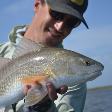 Texas Redfish Trip