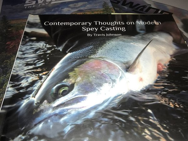 Spey Casting hardcover instructional book